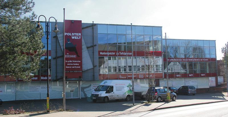 Aus Mobelhaus Hesse Wird Fitness Haus Walsrode Sonderthema