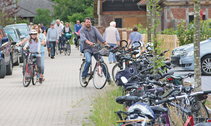 Unterschriften für Radwegebau - Sonderthema - Walsroder Zeitung